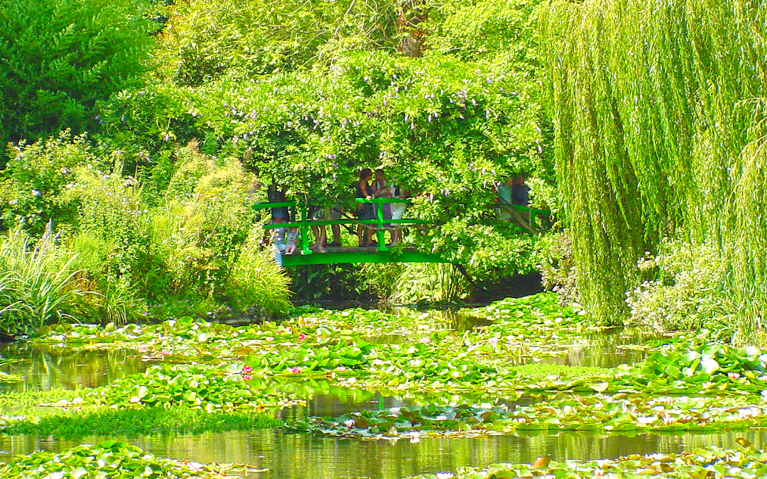 Seeing: Monet's Garden at Giverny