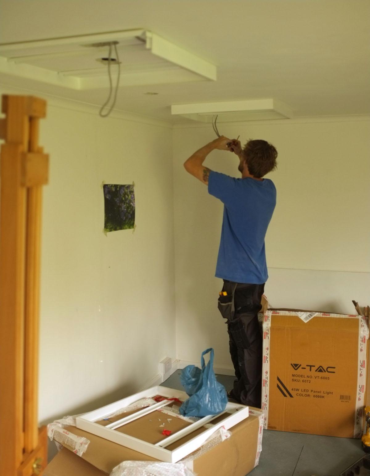 Installation DSCF3727