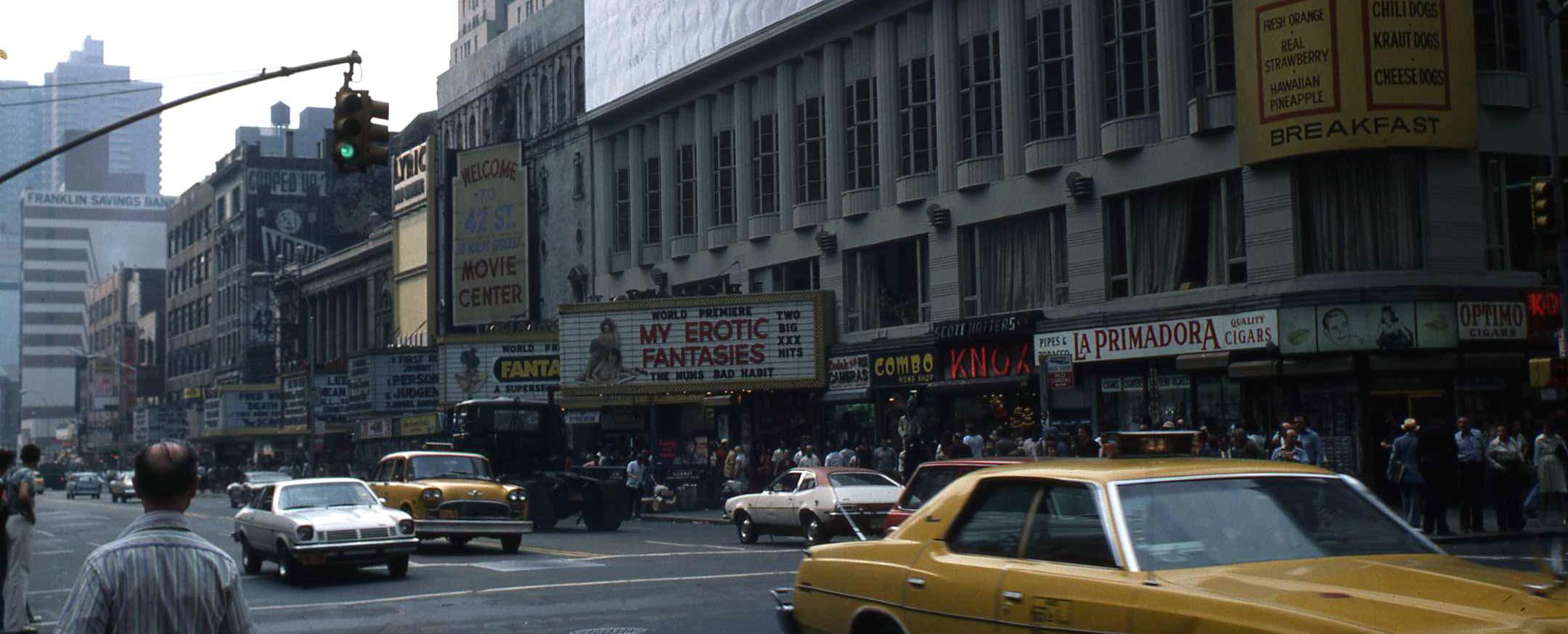 42nd street 1976
