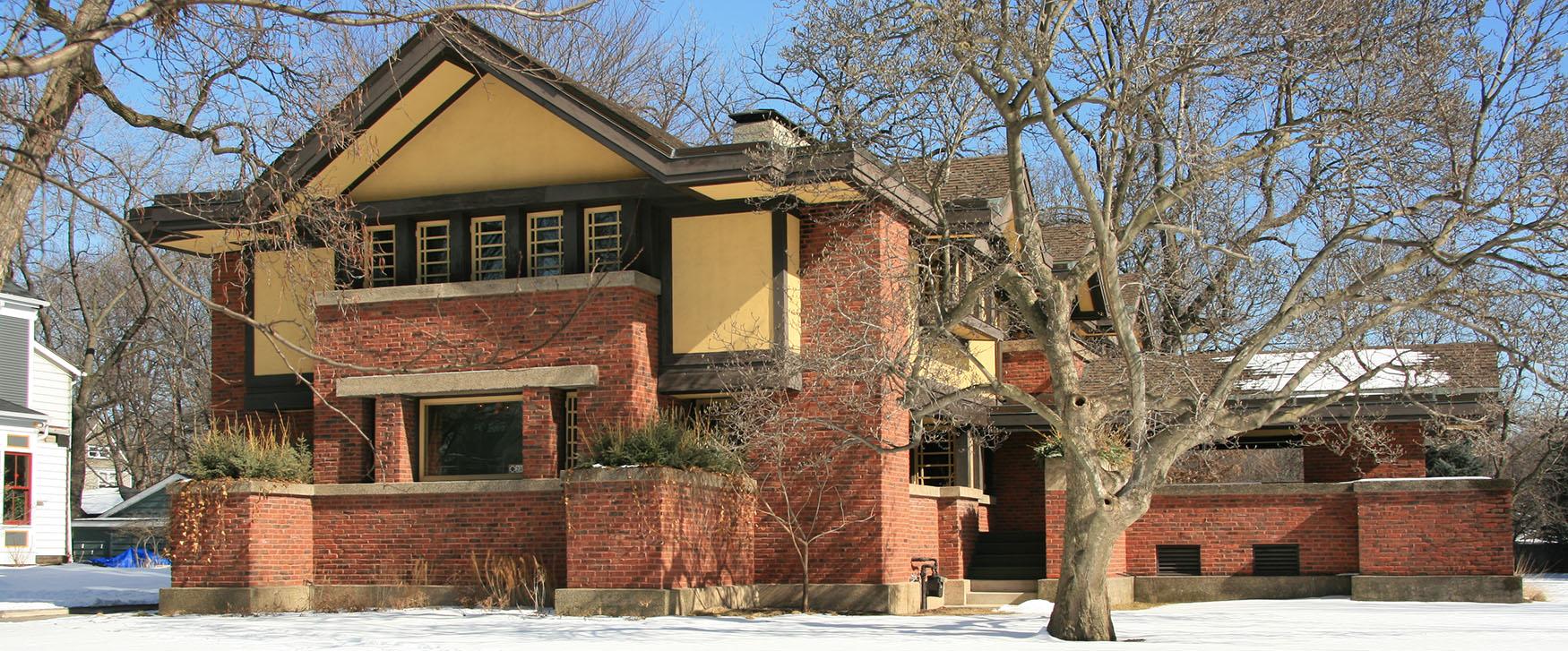 FLW P A Peachey House (6)