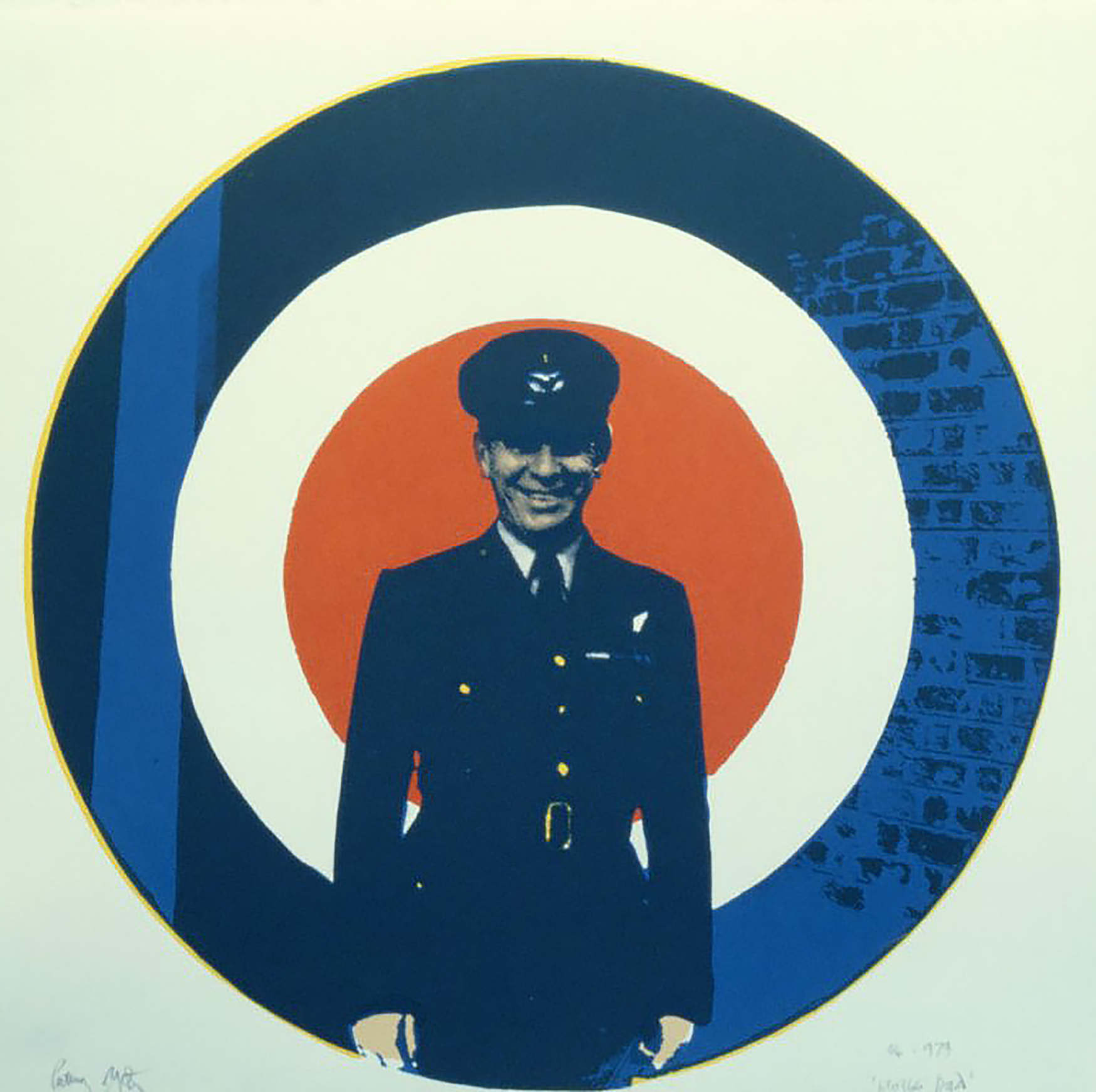 Screenprint, edition of 10, 1978