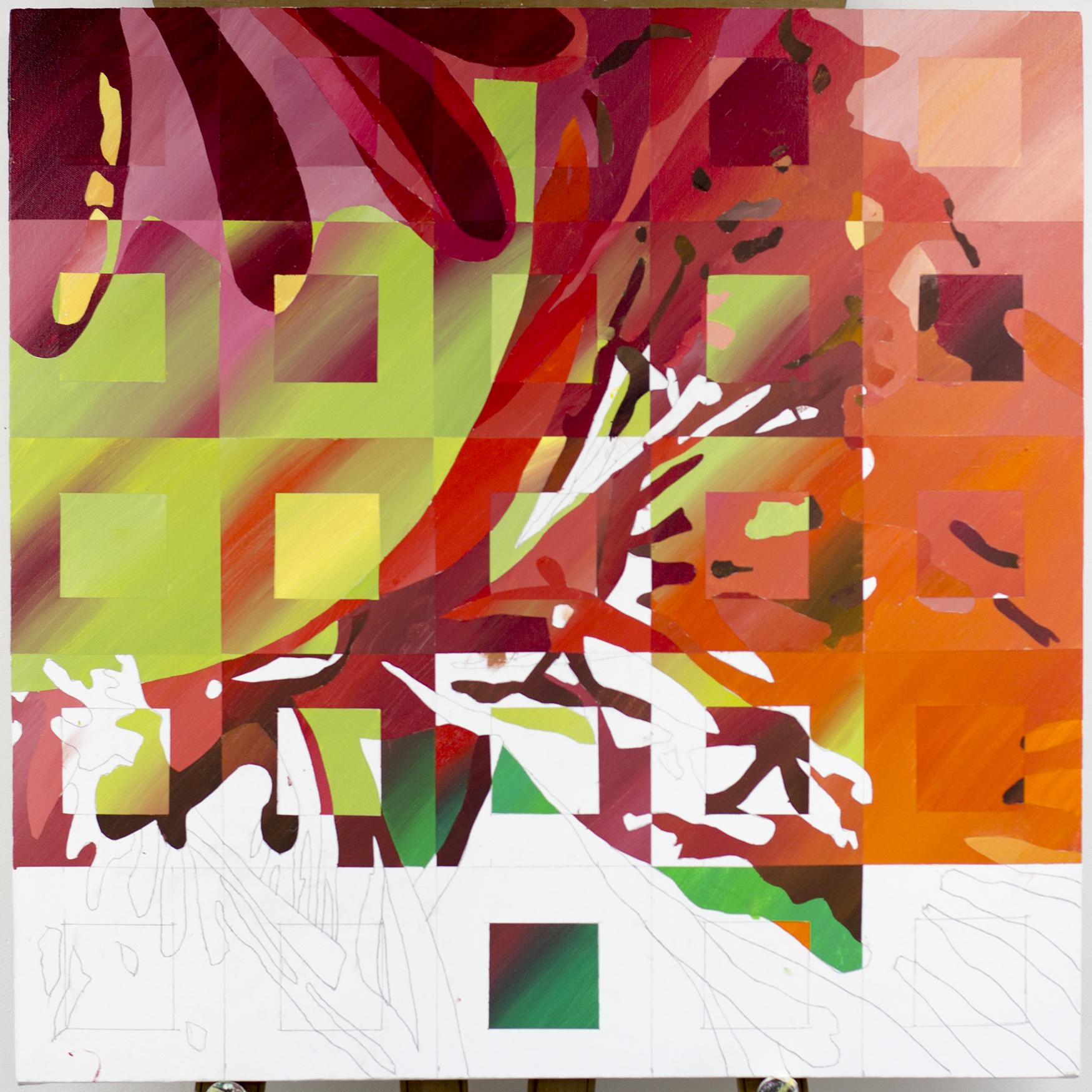 Crimson Poppy 3 art003