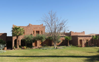 Hotel Review: Kasbah Angour